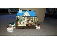 Sylvanians Family Toy shop