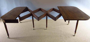 Early 19th Century Concertina Action Dining Table Brisbane City Brisbane North West Preview