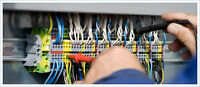 Wanted: Licensed industrial electrician with shift coverage exp.