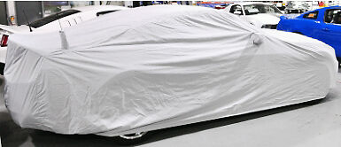2010-2014 Mustang / Roush RS1 RS2 RS3 Silverguard Indoor Car Cover w Storage Bag ()