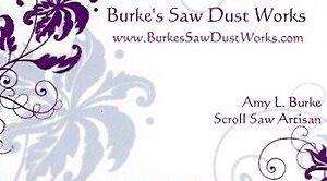 Burke's Saw Dust Works