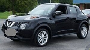 2014 Nissan Juke S Metallic Black