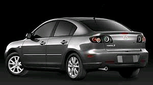 Mazda3 GT with 6 Disc CD Changer