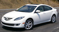 2010 Mazda6 GT Executive (cuir, bluetooth, sunroof, smart key)
