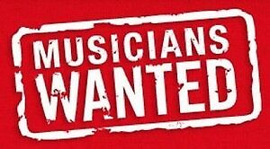 LOOKING FOR MUSICIANS!!