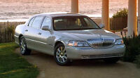 2003 Lincoln Town Car Berline