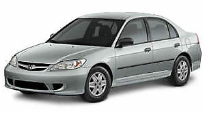 2001 - 2004 Honda Civic Parts