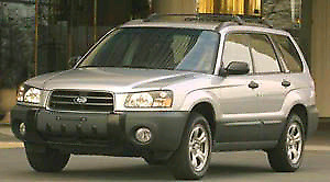 Part out forester 2.5x 2004