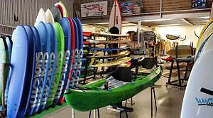 Factory Outlet  Surf – Kayak Business for Sale Noosaville Noosa Area Preview