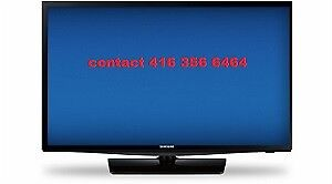 WANTED ALL TYPES OF TVS, ANY MAKE/MODEL