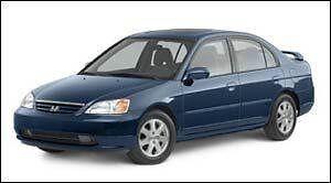 FINANCEMENT 100% APPROUVÉ Honda Berline Civic DX 2005 DÉPOT 300$