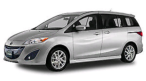 looking for :  Mazda5 2012 front bumper