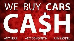 SCRAP CARS /USED CARS REMOVAL | CASH MY CAR