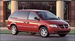 Dodge Caravan Off Lease SXT