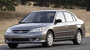 LOOKING for honda civic manual