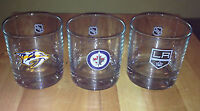 Crown Royal glasses - set of four