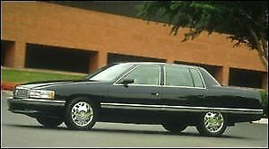 1996 CADILLAC DEVILLE....WHAT A BEAUTIFUL VEHICLE!