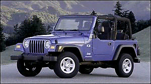 Looking for Jeep Wrangler or Truck in trade