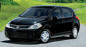 Nissan Versa 2010 Hatchback, 1.8 ONLY $900  , AS IS