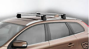 Volvo XC60 Aluminum Crossbars (Roof Rack Bars)