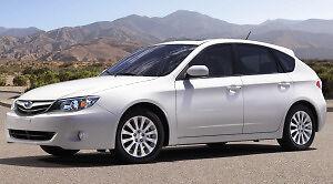 Superbe Subaru Impreza 2009 blanche!!  6995$