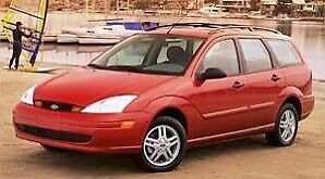 Focus Wagon, Only 130 000Km. New 4W breaks and well maintained.