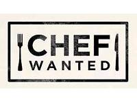 Pizza and Burger chefs needed