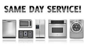 Refrigerator Repair Services and Much More! Price Matching! GTA