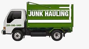 Junk Removal and Dumpster Rentals in Calgary - Same Day Service