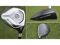 Taylormade jet speed 3 wood