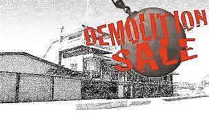 Pre-Demolition Sale - 98 Orange St, Greystanes. NSW 2145