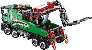 Lego Technic Wreckers 42008 (pair of them)