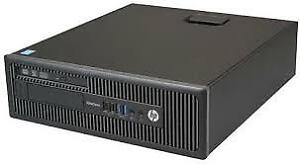 HP 800G1 PRO i5 4th Gen 4570T-8GB-500GB Win 10 64bit