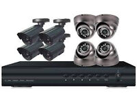 4 channel cctv camera systms call today