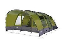Vango Avington 600 for sale 6 man tent used once.