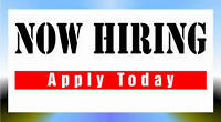 25 IMMEDIATE OPENINGS -$12-$16/hr-must drive-not bus accessible
