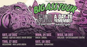 NEED 1 GA TICKET TO BIGASS TOUR IN SYDNEY!!! Warners Bay Lake Macquarie Area Preview