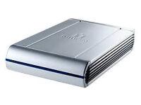 iOmega MDHD500-UE EXTERNAL HARD DRIVE 500GB & Charger