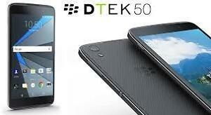 Blackberry DTEK50 New in Sealed Box