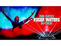 2 tickets for Roger Waters, Glasgow