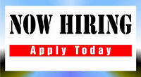 General Labour Openings - $12 to $16/hr