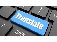 Translator and Proofreader: French to English