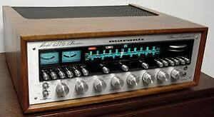 LOOKING FOR: OLD STEREO'S ,TUNERS AMPLIFIERS,TURNTABLES,RECEIVER