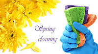 SPRING CLEANING 2-3 cleaners for large jobs cleaning service