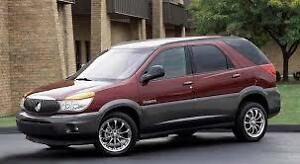 2002 Buick Rendezvous CV SUV, Crossover