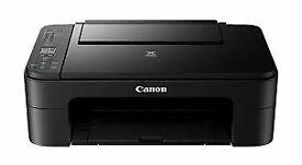 Canon TS3150 PIXMA All-in-One Inkjet Printer: Black