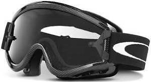 OAKLEY L-FRAME GRAPHICS FRAME MX GOGGLE MINT CONDITION. Caboolture Caboolture Area Preview