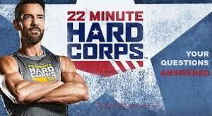 22 Minute Hard Corps 3DVDs* Brand New Sealed * 40$