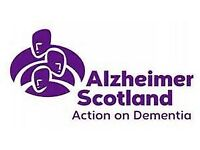 Volunteers Required Alzheimer Scotland