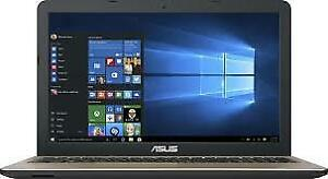 ASUS X55U LAPTOP WITH 250GB SSD HDD